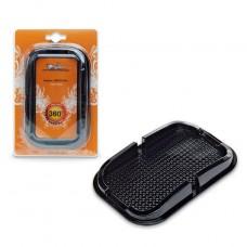 Коврик-подставка Airline липучка, с бортиком и держателем для телефона