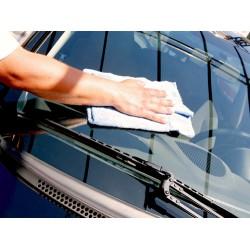 Подробная инструкция по уходу за стеклами автомобиля