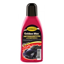 Автошампунь Astrohim «Суперпена», серия Golden Wax 500 мл