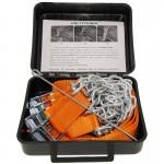 Autobraslet-B - браслеты противоскольжения цепные для тяжелых авто 4шт