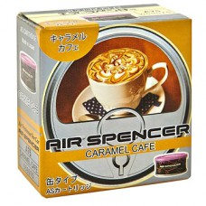 Ароматизатор Eikosha, Air Spencer - Caramel Cafe - Кофе с карамелью A-75