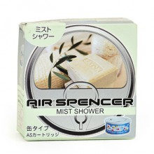 Ароматизатор Eikosha, Air Spencer - Mist Shower - Мелкий дождь A-67