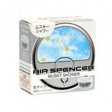Ароматизатор Eikosha, Air Spencer - Musky Shower - Мускусный дождь A-56