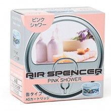 Ароматизатор Eikosha, Air Spencer - Pink Shower - Розовый дождь A-42