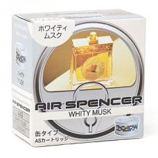 Ароматизатор Eikosha, Air Spencer - Whity Musk - Белый мускус A-43