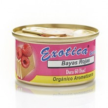 Ароматизатор органический Exotica Scent Organic Red berries - Малина