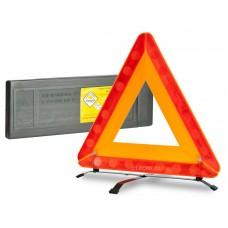 Знак аварийной остановки Главдор, с оракалом, металлическим основанием, GL-23