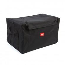 Органайзер в багажник iSky, полиэстер, 35x23x21 см, черный, 16л