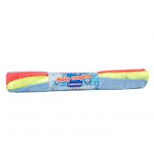 Набор микрофибры для ухода за автомобилем Clingo, 3 шт., 40х30 см, 3 цвета
