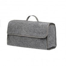 Сумка-органайзер iSky, войлочный, 50x25x15 см, серый, 17л