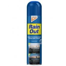 Rain out - водоотталкивающий спрей для стекол 250ml