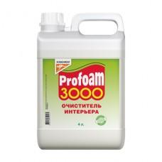 Profoam 3000 - очиститель интерьера, 4 литра