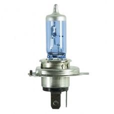H4 12V 60/55W (135/125W) 4500K галогенная лампа Koito WhiteBeam Premium 0744W, 1 шт