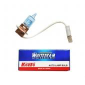 H3 12V 55W (100W) 4000K галогенная лампа Koito WhiteBeam 0752W, 1 шт