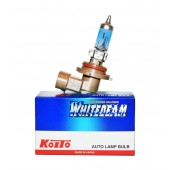 HB4 (9006) 12V 55W (110W) 4200K галогенная лампа Koito WhiteBeam 0757W, 1 шт