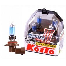 HB4 (9006) 12V 55W (110W) 4200K галогенные лампы Koito WhiteBeam P0757W, 2 шт