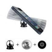 Магнитный держатель для телефона в автомобиль, Youdozone, комплектация АА