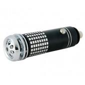 Ионизатор-очиститель воздуха автомобильный с подсветкой