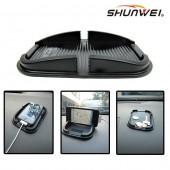 Shunwei Skid Proof - коврик-подставка с бортиком и держателем для телефона 150x110 mm