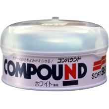 Rubbing Compound W - полироль абразивная для белых авто 200g