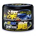 Water block wax gloss type Dark&Metallic - водоотталкивающая полироль для темных авто 200g