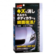 Color Evolution Silver - полироль цветовосстанавливающая для серебристых авто 100ml