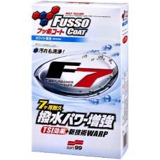 Fusso Coat F7 W - защитная полироль на 7 мес для светлых авто 300ml