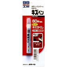 Kizu Pen - карандаш для заделки царапин темно-красный