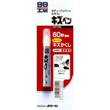 Kizu Pen - карандаш для заделки царапин белый перламутр