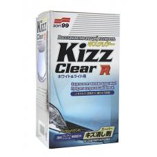 Kizz Clear R W&L - полироль восстанавливающая, маскировка царапин для светлых авто 270ml