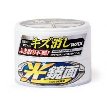 Scratch Clear Wax-Mirror Finish-W - полироль для удаления царапин для светлых авто 200g