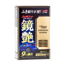 Fusso Coat Mirror Shine Dark Color - защитная полироль с усиленным блеском для темных авто 250ml