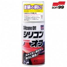 Silicone Off 300 Soft99 - Обезжириватель антисиликон, аэрозоль 300ml