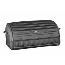 Органайзер сумка Sotra 3D Kagu Twist в багажник, 70x30x32 см, с поворотными замками, черный