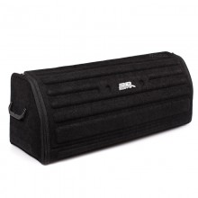 Органайзер сумка Sotra 3D Lux Large в багажник, 81x30x31 см, большой черный