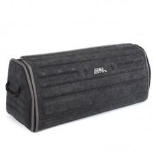 Органайзер сумка Sotra 3D Lux Large в багажник, 81x30x31 см, большой серый