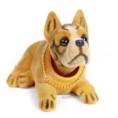 Игрушка на панель авто - Собака, качающая головой, Боксер