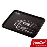 YooСar MagacuPad - противоскользящий силиконовый коврик с бортиком 160x125mm