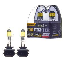 Лампа высокотемпературная Avantech H27/2 12V 27W (50W) 3000K, AB3028, комплект 2 шт.