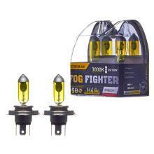 Лампа высокотемпературная Avantech H4 12V 60/55W (120/110W) 3000K, AB3004, комплект 2 шт.