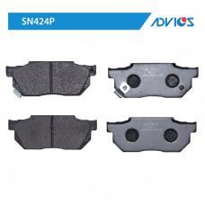 Дисковые тормозные колодки ADVICS SN424P