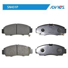 Дисковые тормозные колодки ADVICS SN431P