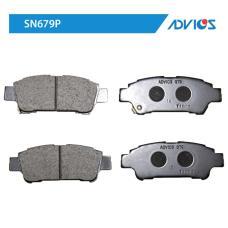 Дисковые тормозные колодки ADVICS SN679P