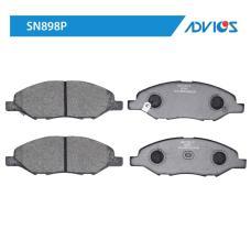Дисковые тормозные колодки ADVICS SN898P
