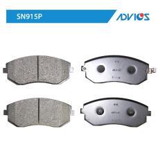 Дисковые тормозные колодки ADVICS SN915P