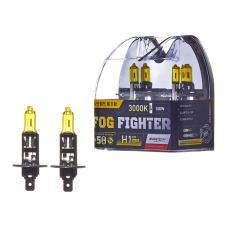 Лампа высокотемпературная Avantech H1 12V 55W (100W) 3000K, AB3001, комплект 2 шт.