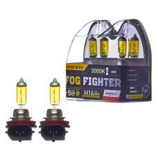 Лампа высокотемпературная Avantech H16 12V 19W (30W) 3000K, AB3016, комплект 2 шт.