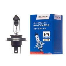 Лампа головного света Avantech H4 (HB2) 12V 60/55W, AB0012