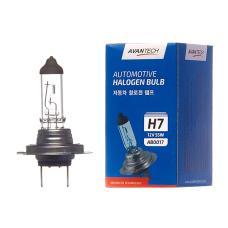 Лампа головного света Avantech H7 12V 55W, AB0017
