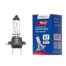 Лампа головного света Avantech H7 12V 100W, AB0019